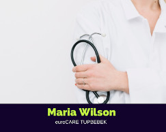 MARIA WILSON, French Patient Coordinator