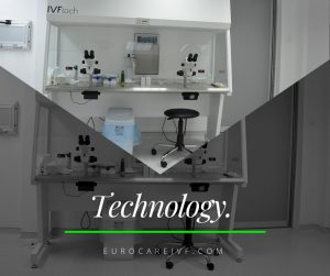 Assisted Hatching during IVF Cyprus performed in the euroCARE IVF clinic