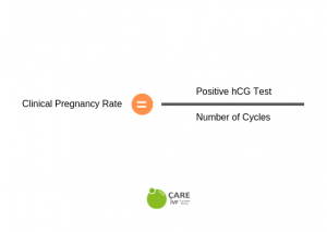 pregnancy rate formula IVF Cyprus